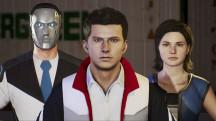 Геймплей Without Memory— интерактивного триллера в духе Heavy Rain от московских разработчиков