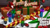 «Праздничный сюрприз» возвращается в GTA Online