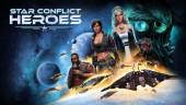 Космические армады Star Conflict Heroes ждут ваших указаний на iOS