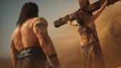 Киношный трейлер Conan Exiles, где распятая женщина становится воином