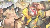 В Overwatch начался «Год Петуха»— праздничное событие с игровым режимом, обликами и прочим