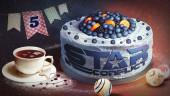 Star Conflict отмечает пятилетие — разумеется, с подарками