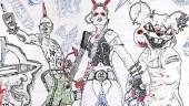 Рисованная Drawn to Death от создателя God of War получила дату релиза