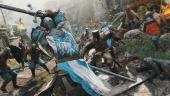 Панорамный трейлер For Honor отправит вас в центр битвы