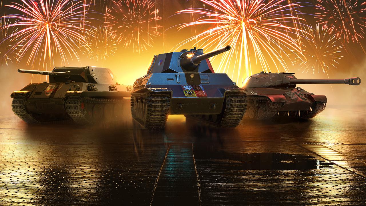 Шаблоны открыток, открытки с танком