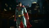 Супермен задаёт жару Бэтмену в новом сюжетном трейлере Injustice 2