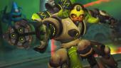 Новый герой Overwatch— робот-скакун с 11-летней хозяйкой