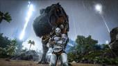 ARK: Survival Evolved не отпускает умы европейцев с PlayStation 4 третий месяц подряд