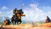 «Галахад» успешно прибыл в Albion Online