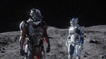 Из всех Mass Effect хуже Andromeda в Великобритании стартовала только первая часть