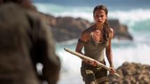 Официальные фото героини и описание сюжета экранизации Tomb Raider