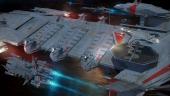 Создатели Star Citizen показали новый флагманский корабль