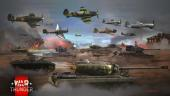 Ко Дню Победы в War Thunder появятся реконструкции 40 главных сражений