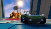 Grand Theft Auto Online показывает неофициальные «Микромашинки», а Codemasters— официальные