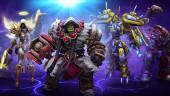 Как получить 20 героев в подарок в честь выхода Heroes of the Storm 2.0