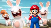 Кажется, Nintendo и Ubisoft готовятся скрестить Марио и кроликов на движке The Division