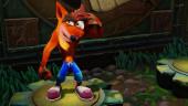 Фрагмент геймплея из обновлённой Crash Bandicoot 2: Cortex Strikes Back