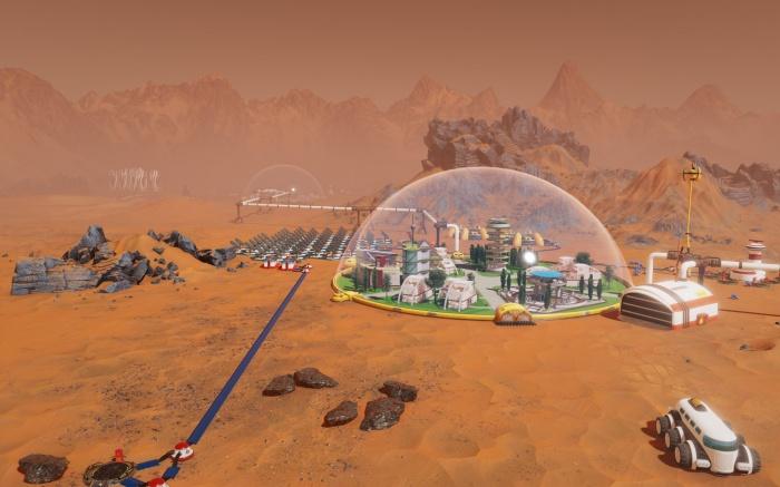 выживание на марсе скачать игру - фото 4