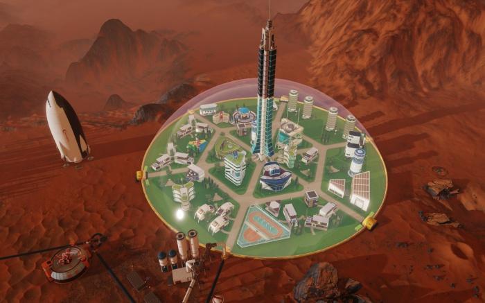 выживание на марсе скачать игру - фото 10