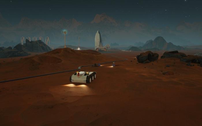 выживание на марсе скачать игру - фото 6