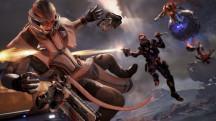 Шутер про альтернативную гравитацию LawBreakers выйдет на PlayStation 4