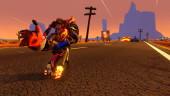 Фрагмент геймплея обновлённой Crash Bandicoot: Warped