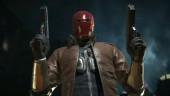 Трейлер Красного Колпака в Injustice 2