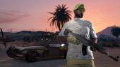 С 13 июня в GTA Online начнётся незаконная торговля оружием