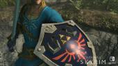 Как выглядит и играется The Elder Scrolls V: Skyrim для Nintendo Switch