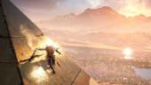 Assassin's Creed: Origins — про новую систему боя, вышки, битвы с боссами и писающих NPC