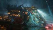 Новые кадры из The Last Night— кинематографичного платформера в мире победившего киберпанка