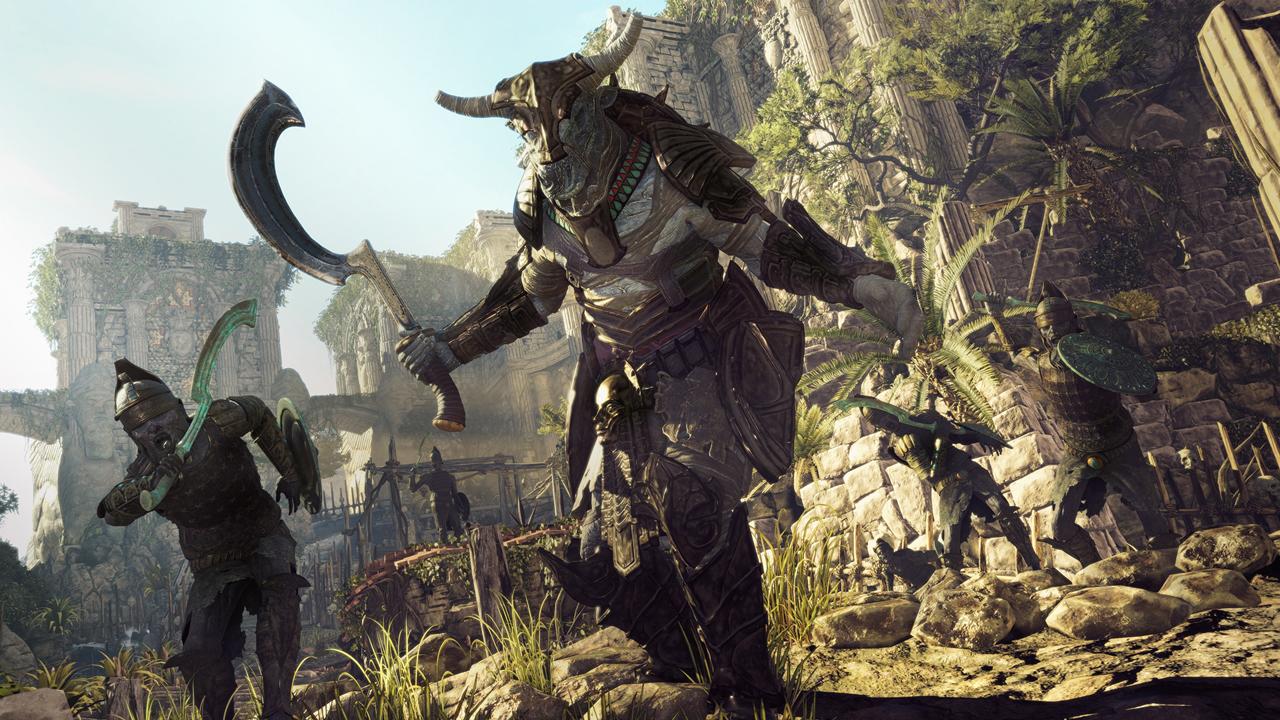 Премьера геймплея кооперативной охоты на монстров Strange Brigade
