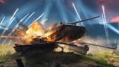 World of Tanks Blitz отмечать день рождения подарками