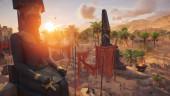 О размерах карты и современной сюжетной линии Assassin's Creed: Origins