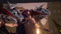 Свежие скриншоты Code Vein с боссами и главными героями
