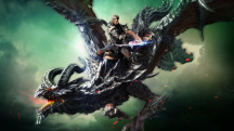 MMORPG про легендарных всадников Icarus теперь открыта для всех желающих