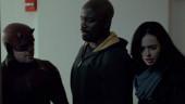 Сигурни Уивер поучает уличных супергероев во втором трейлере сериала «Защитники» от Marvel