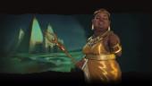 Кандакия Аманиторе— новая африканская правительница для Sid Meier's Civilization VI
