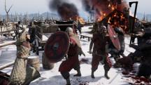Массовая сеча в геймплейной нарезке стратегии Ancestors от создателей Hatred