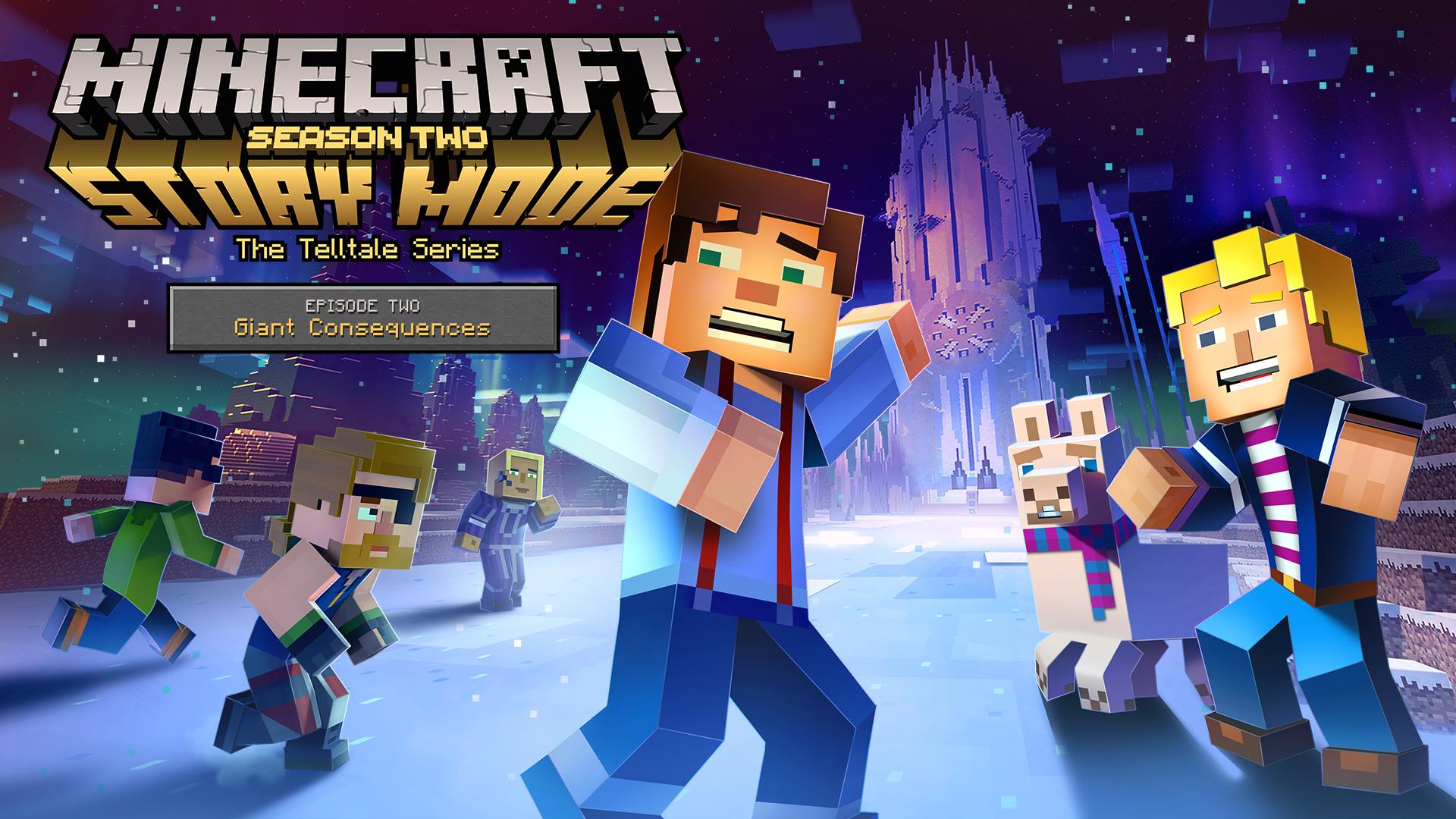 когда выйдет 5 эпизод minecraft story mode #10