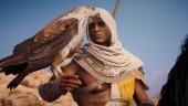 18 минут нового геймплея Assassin's Creed: Origins и ответ на вопрос про гигантскую змею