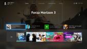 Первый взгляд на крупное изменение интерфейса Xbox One