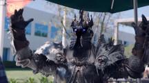 Король-лич вызывает вы держи баталия во новом дополнении ради Hearthstone