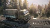 Дебютный трейлер Spintires: MudRunner— симулятора российского бездорожья для PC и консолей