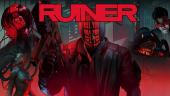 Стильный киберпанковый экшен RUINER выйдет в конце сентября