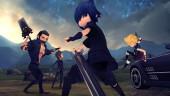 Final Fantasy XV выйдет на мобильных телефонах с новым внешним видом