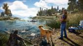 Расширенный фрагмент геймплея Far Cry 5 — стрельба, взрывы и рыбалка