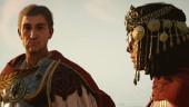 Клеопатра, Юлий Цезарь и Птолемей XIII в свежем трейлере Assassin's Creed: Origins