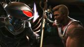 Чёрная Манта против Аквамена в новом трейлере Injustice 2