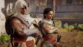 18 минут геймплея Assassin's Creed: Origins в окрестностях Мемфиса